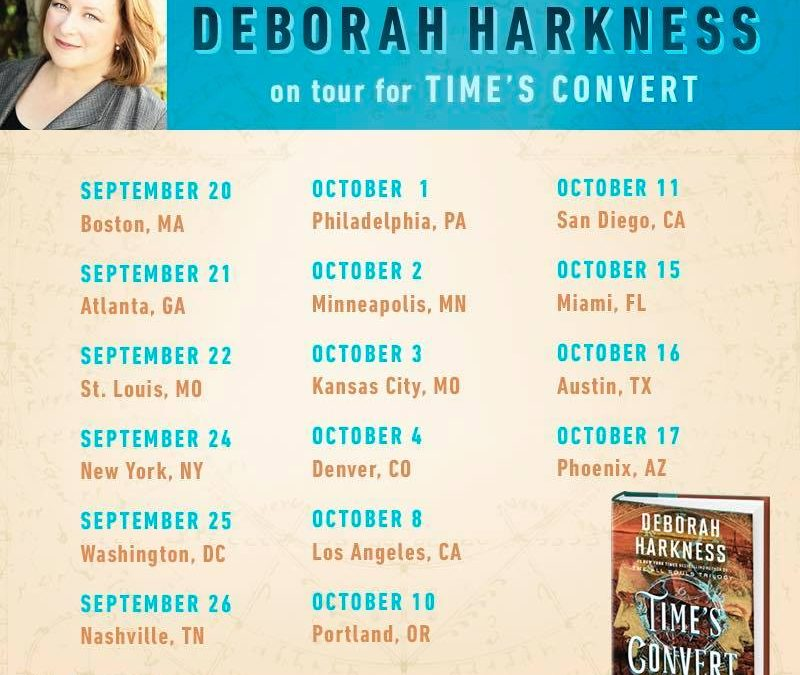 US TOUR FOR TIME'S CONVERT